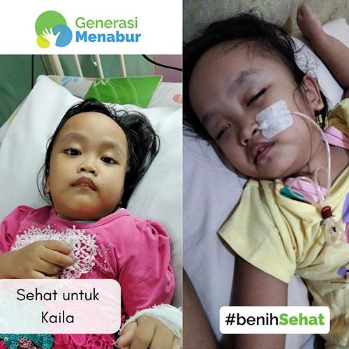 Sehat untuk Kaila